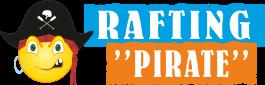 Rafting Pirate Logo