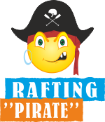 Rafting Pirate Logo