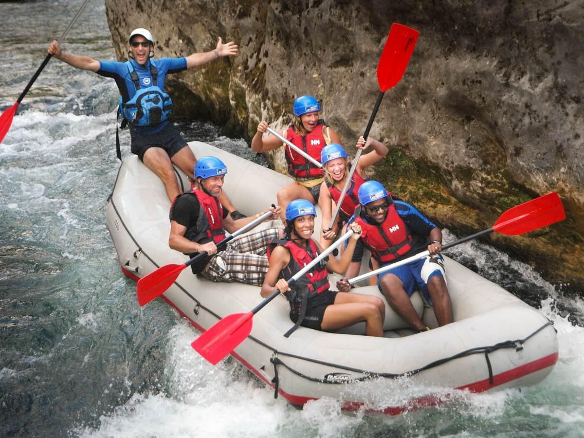 rafting Cetina Neno